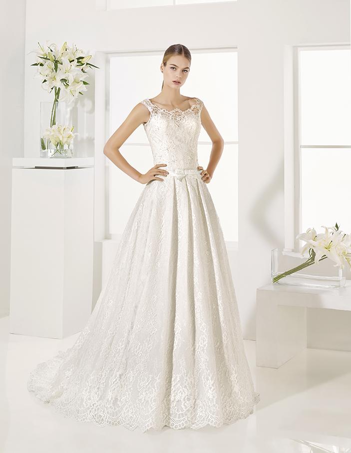 Vestidos novia 46