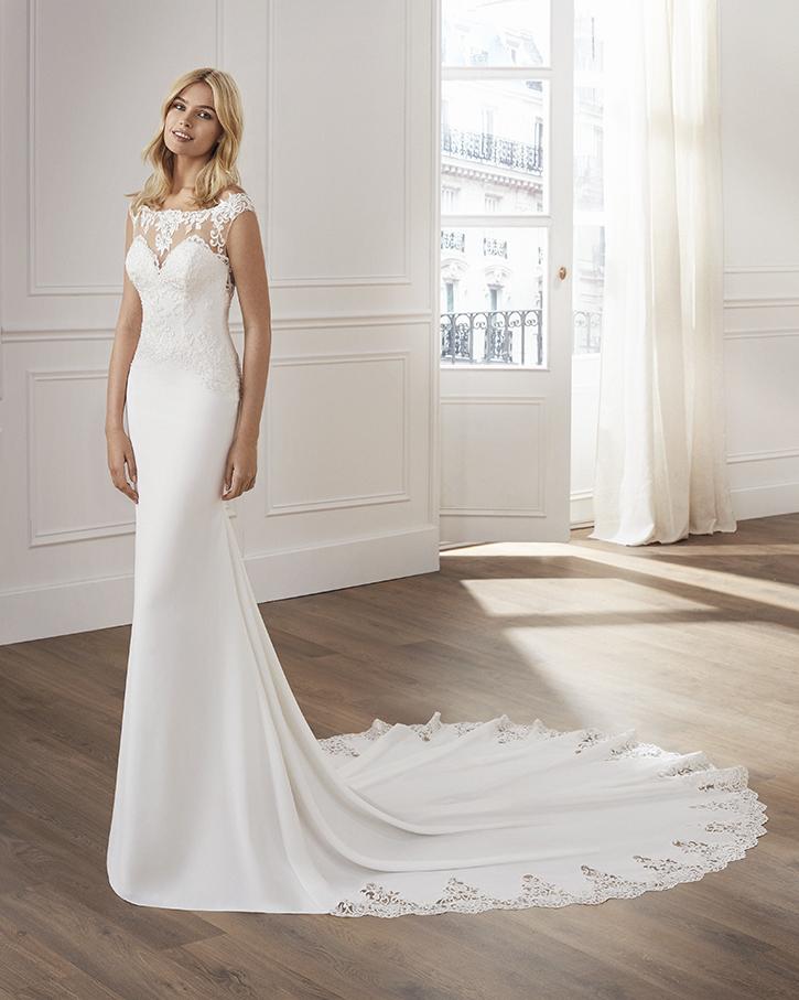 catálogo de vestidos de novia para bodas | novias venus